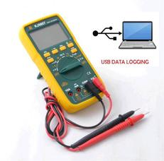 Digitall Multimeter KJ9807 (USB Data loging)