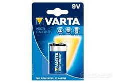 Батарейка VARTA HIGH Energy 6LR61 BLI 1 ALKALINE (04922121411)